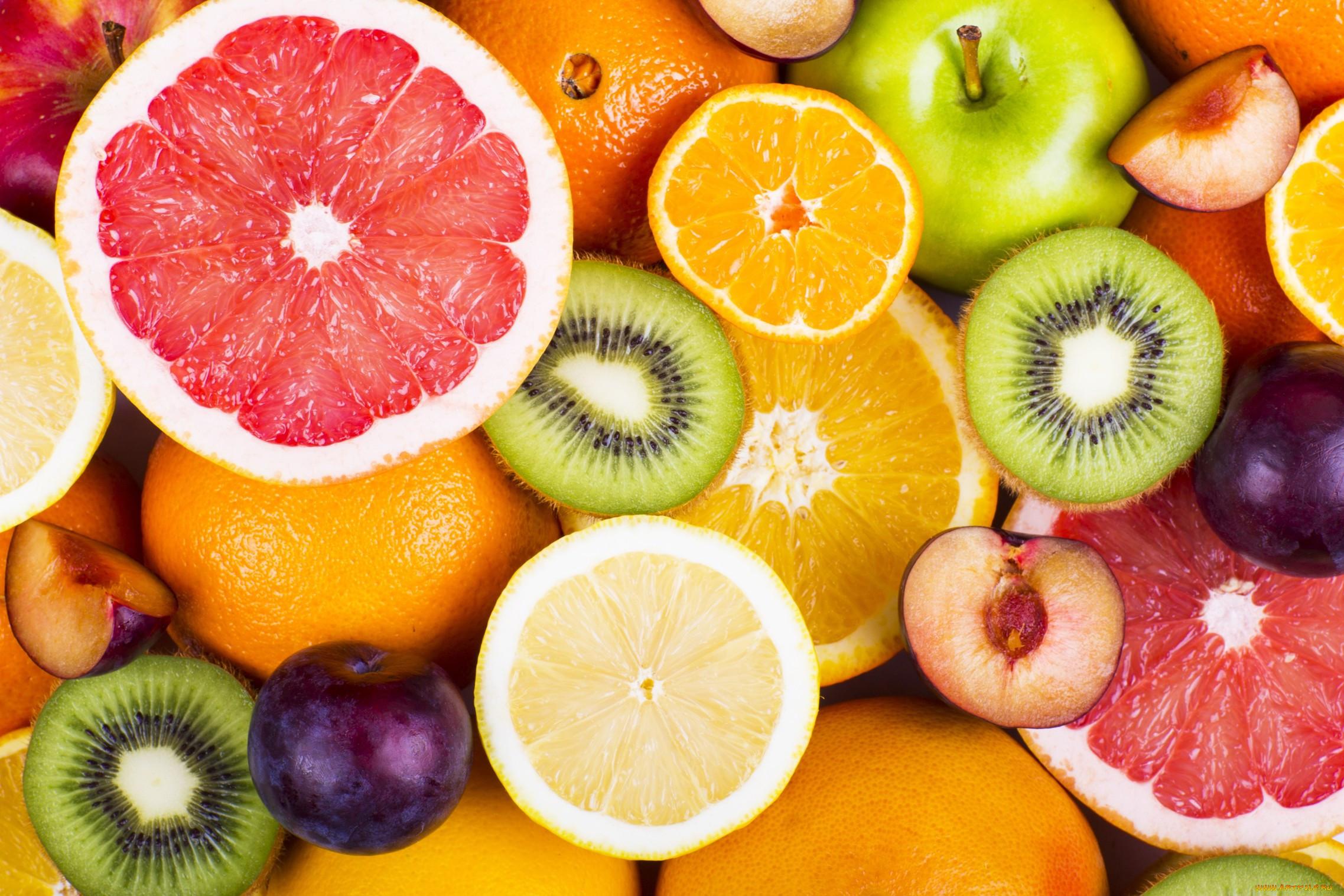 Картинки все фрукты